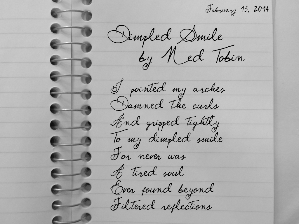 Dimpled-Smile