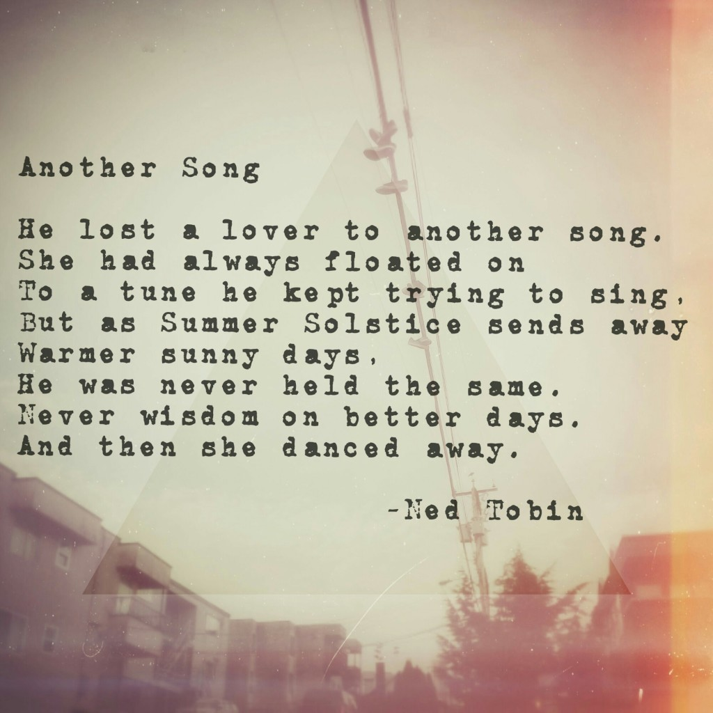 Another Song by Ned Tobin