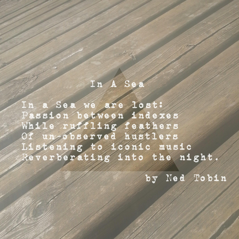 In a Sea by Ned Tobin