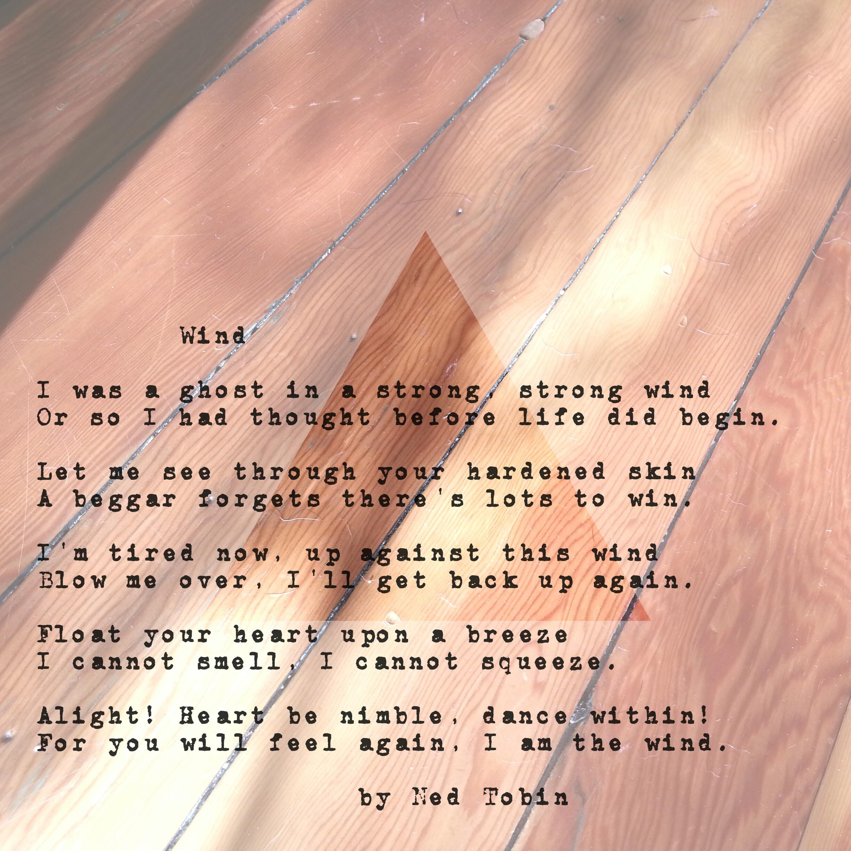 Wind by Ned Tobin
