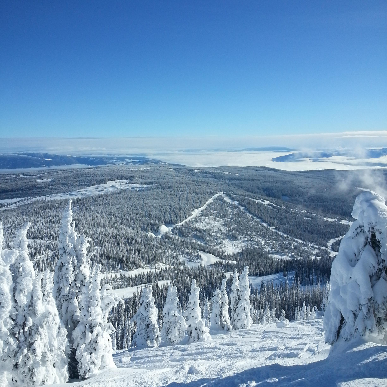 Alpine Mountaineering Sun Peaks Canada