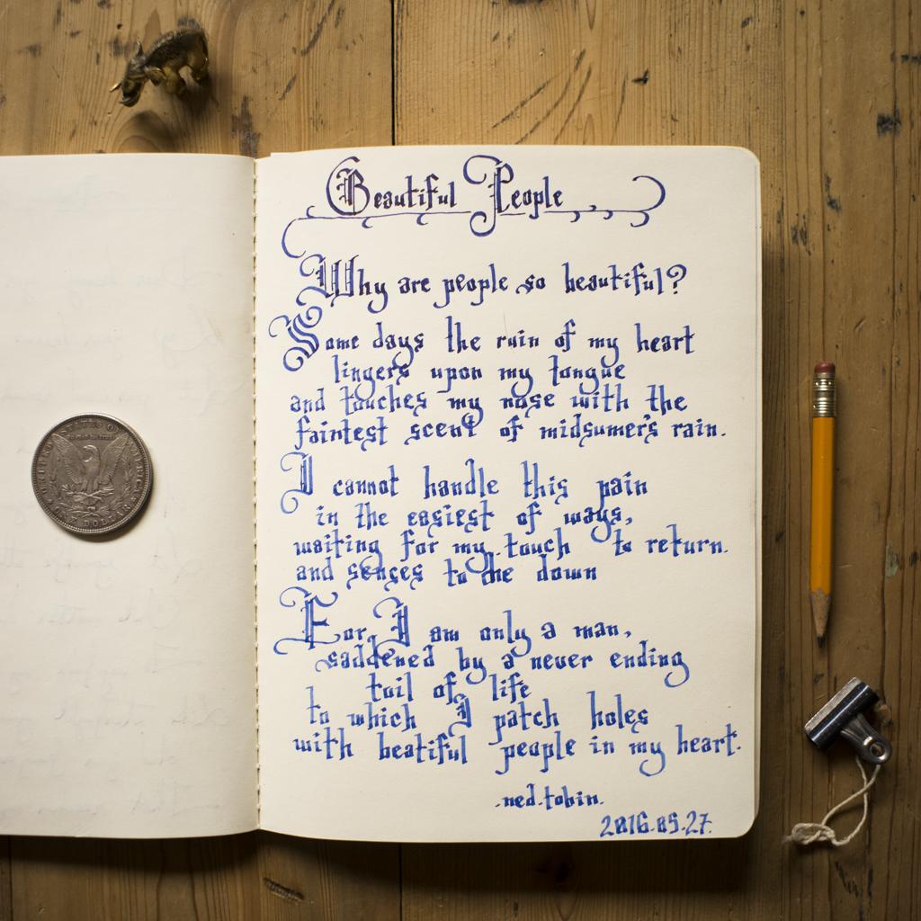 Beautiful People by Ned Tobin