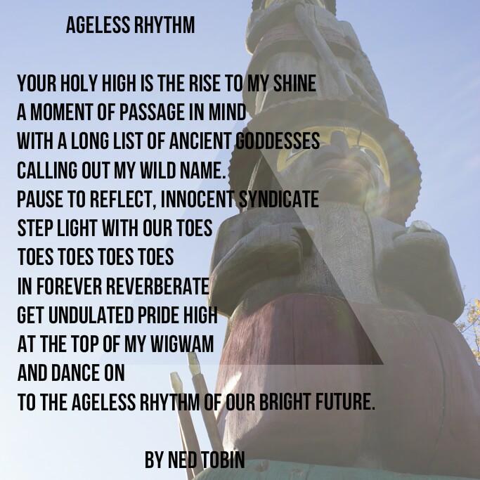 Ageless Rhythm by Ned Tobin