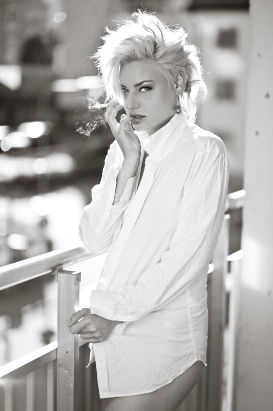 photograph courtesy of model / Lisa // photography / Jen Hill