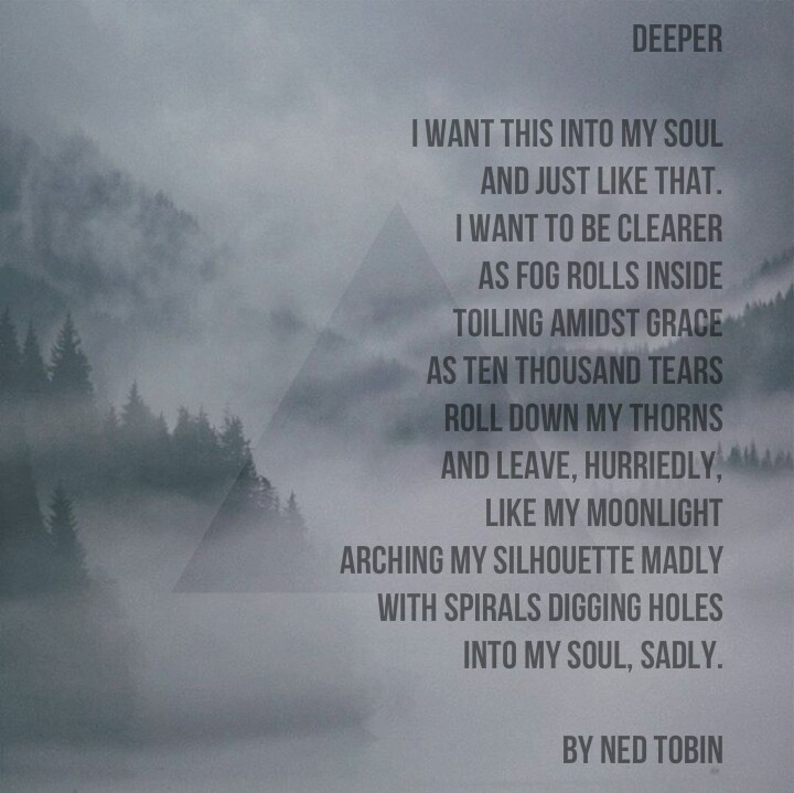 Deeper by Ned Tobon